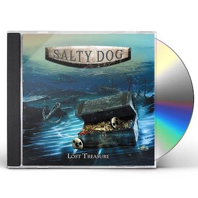 Salty Dog LOST TREASURE CD