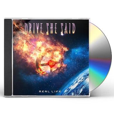 DRIVE SHE SAID REAL LIFE CD