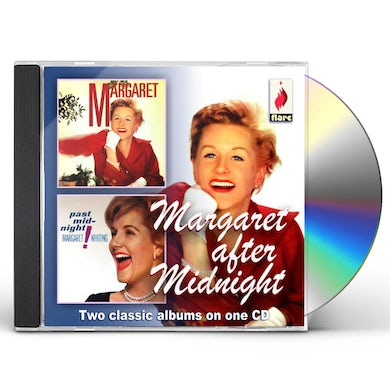 Margaret Whiting PAST MIDNIGHT CD