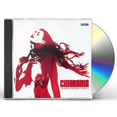 CINERAMA JOHN PEEL SESSIONS: SEASON 2 CD