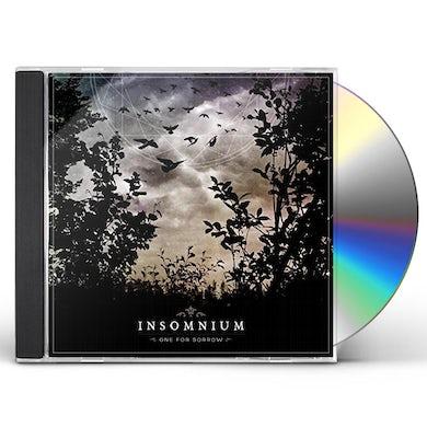 Insomnium ONE FOR SORROW CD