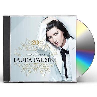 Laura Pausini 20: GRANDES EXITOS CD
