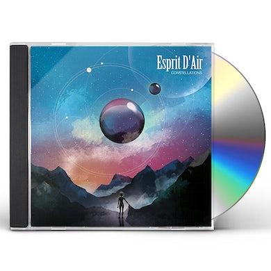 Esprit D'Air CONSTELLATIONS CD