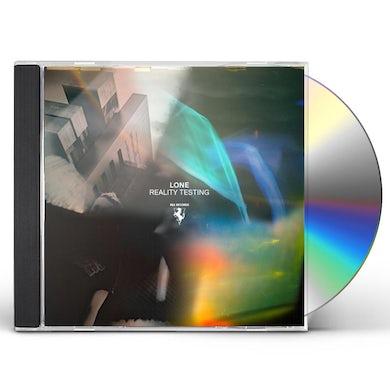 Lone REALITY TESTING CD