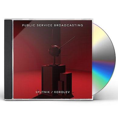 Public Service Broadcasting SPUTNIK / KOROLEV CD