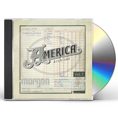 America ARCHIVES VOL 1 CD