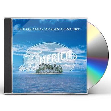 America THE GRAND CAYMAN CONCERT CD