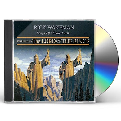 Rick Wakeman SONGS OF MIDDLE EARTH CD