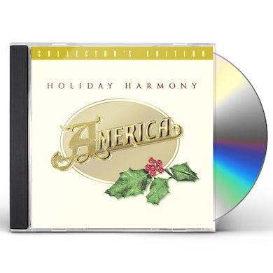 America HOLIDAY HARMONY CD