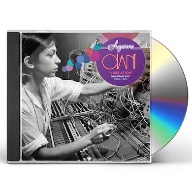 Suzanne Ciani  LIXIVIATION - CIANI / MUSICA INC. 1969-1985 CD
