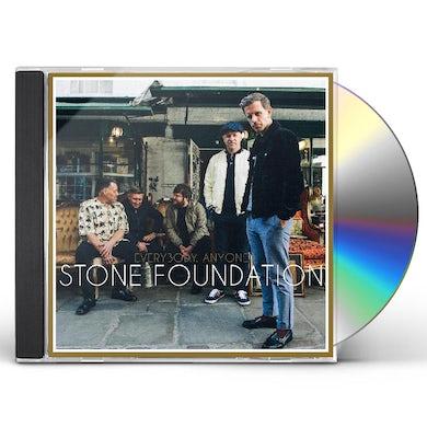 Stone Foundation EVERYBODY ANYONE CD