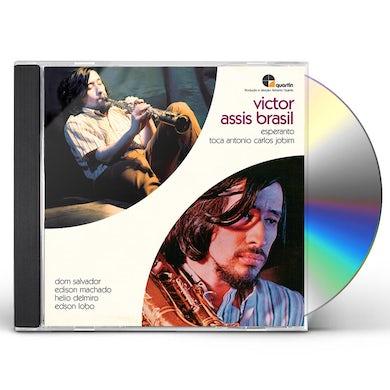 Victor Assis Brasil ESPERANTO / TOCA ANTONIO CARLOS JOBIM CD