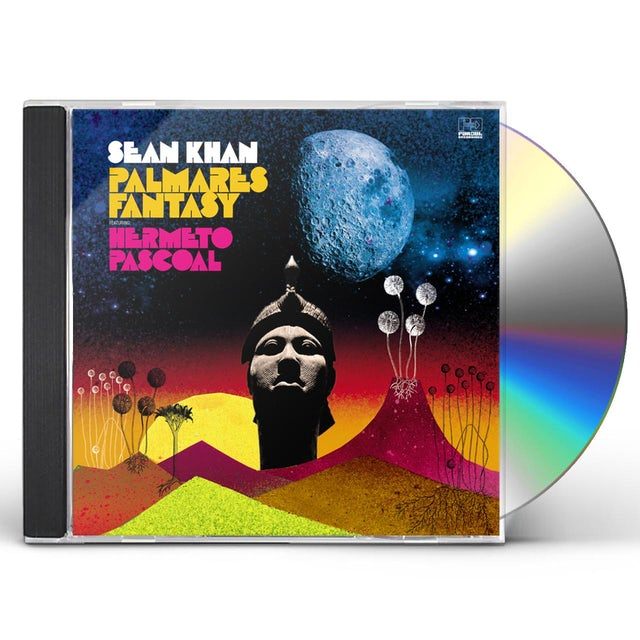 Sean Khan PALMARES FANTASY FEAT HERMETO PASCOAL CD