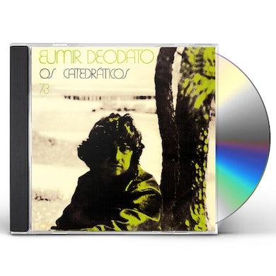 Eumir Deodato OS CATEDRATICOS 73 CD