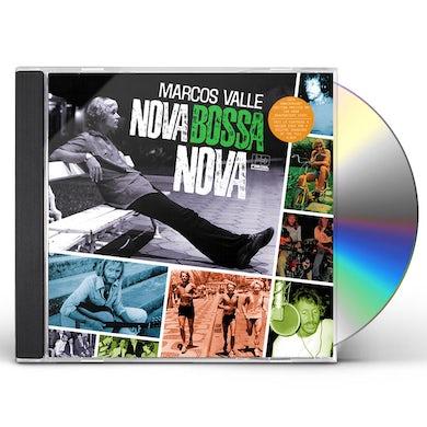 Marcos Valle NOVA BOSSA NOVA CD