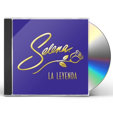 Selena LEYENDA CD