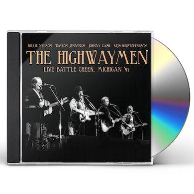 Highwaymen LIVE BATTLE CREEK CD