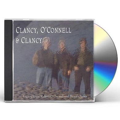 Liam Clancy CLANCY O'CONNELL & CLANCY CD