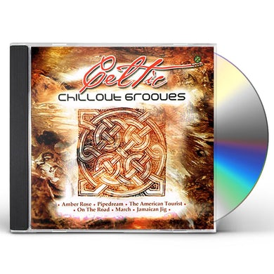 Silent CELTIC CHILL OUT GROOVES CD