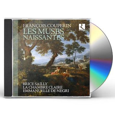 Couperin LES MUSES NAISSANTES CD
