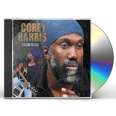 Corey Harris FULTON BLUES CD