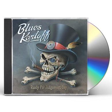 BLUES KARLOFF READY FOR JUDGEMENT DAY CD