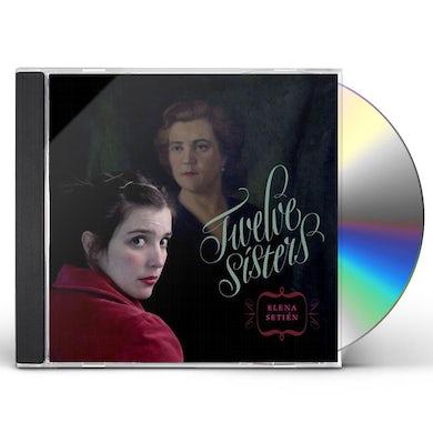 Elena Setien TWELVE SISTERS CD