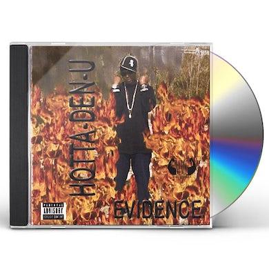 Evidence HOTTA-DEN-U CD