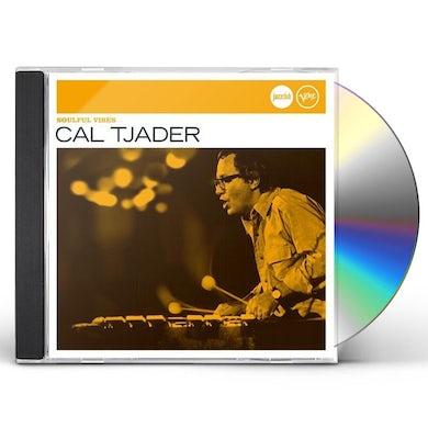 Cal Tjader JAZZ CLUB-SOULFUL VIBE CD