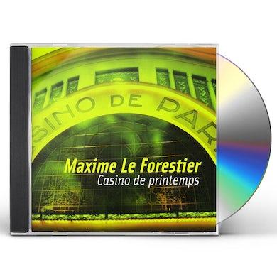 Maxime Le Forestier CASINO DE PRINTEMPS: RESTONS AMANTS CD