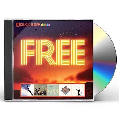 Free 5 CLASSIC ALBUMS CD