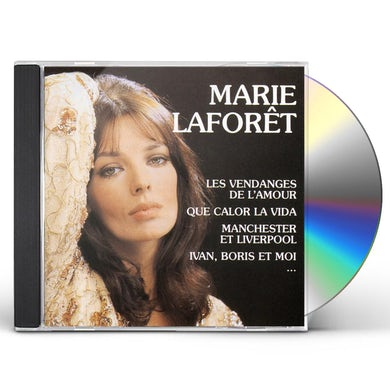 Marie Laforet SES GRANDS SUCCES CD
