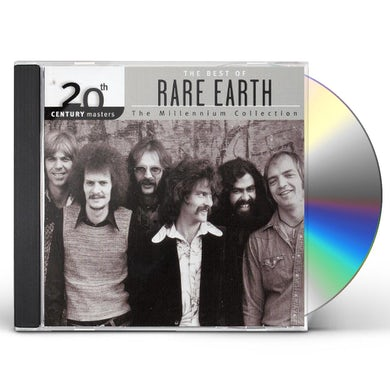 Rare Earth 20TH CENTURY MASTERS CD