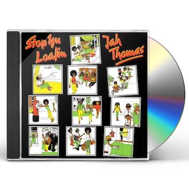 Jah Thomas STOP YU LOAFING CD
