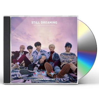 TOMORROW X TOGETHER STILL DREAMING (STANDARD EDITION CD) CD