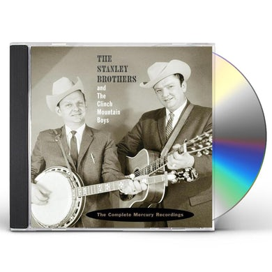 Stanley Brothers COMPLETE MERCURY RECORDINGS CD