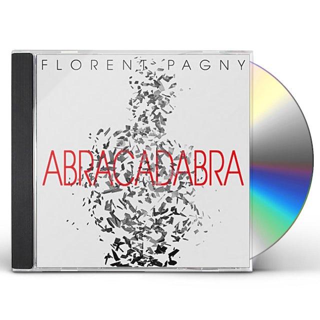 Florent Pagny ABRACADABRA CD