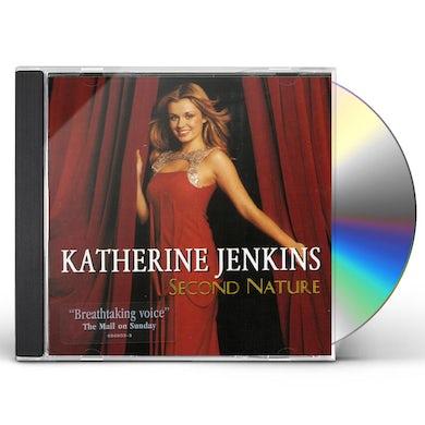 Katherine Jenkins SECOND NATURE CD