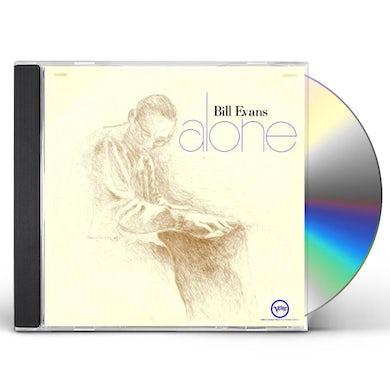 Bill Evans ALONE (AGAIN) CD