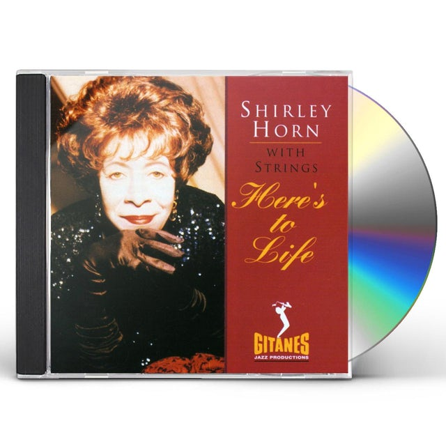 Shirley Horn HERE'S TO LIFE CD
