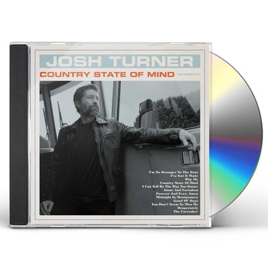 Josh Turner Country State Of Mind CD