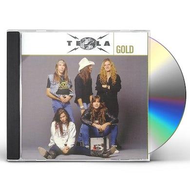 Tesla GOLD CD