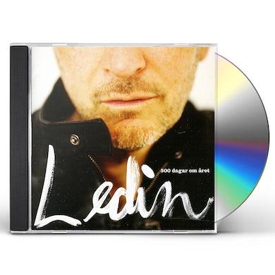 Tomas Ledin 500 DAGAR OM ARET CD