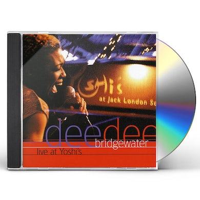 Dee Dee Bridgewater LIVE AT YOSHI'S CD