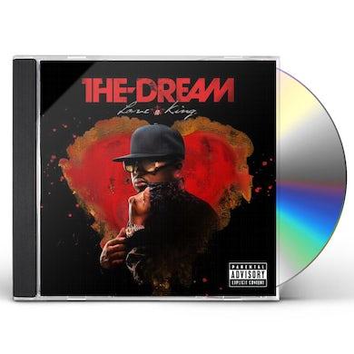 The-Dream LOVE KING CD