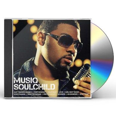 Musiq Soulchild ICON CD