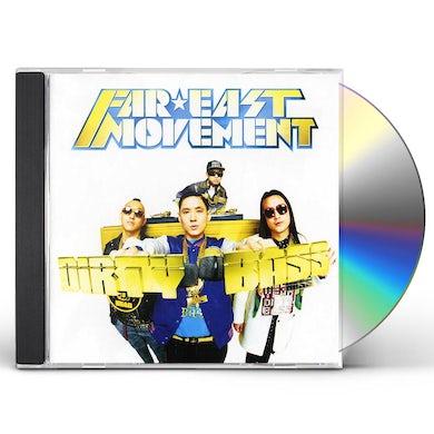 Far East Movement DIRTY BASS: INTERNATIONAL EDITION CD