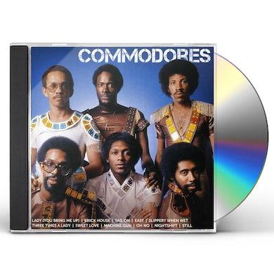 Commodores ICON CD