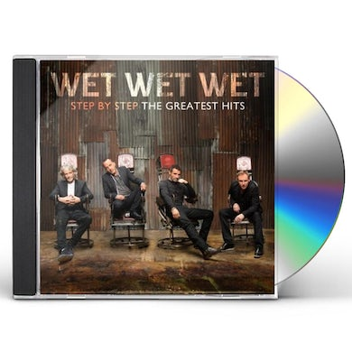 Wet Wet Wet STEP BY STEP: GREATEST HITS CD