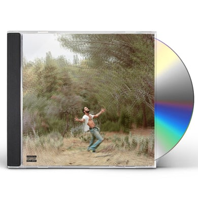 Kid Cudi SPEEDIN BULLET TO HEAVEN CD